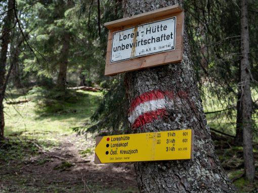 Tirol Splitter 12.06.2021 | Loreagebiet | Wanderung ab Nassereith/Fernstein  etwa 9 km, 1050 hm