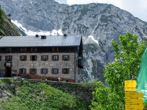 Tirol Splitter 19.06.2021 | Radtour von Scharnitz zum Karwendelhaus, etwa 23 km/1060 hm