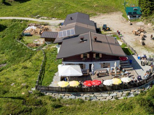 Tirol Splitter 10.07.2021 | Radtour Marienberg Alm