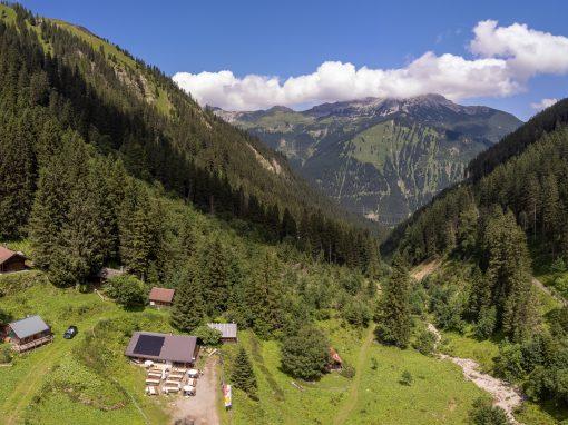 Tirol Splitter 29.07.2021 | Lermoos / Gartner Alm / Wolfahrtshauser Hütte