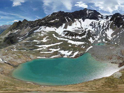 Tirol Splitter 04.07.2021 | RadtourWanderung  Stabele Alm, Hauersee