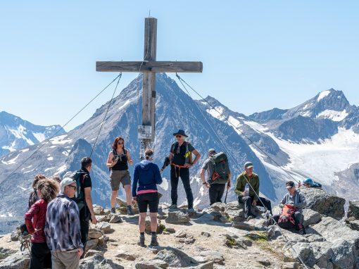 Tirol Splitter 12.08.2021 | Wildes Mandle von Vent/Ötztal