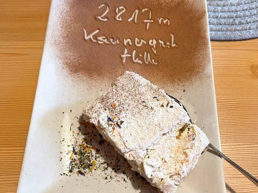 Tirol Splitter 18.08.2021 | Kaunergrathütte von Plangeross/Pitztal