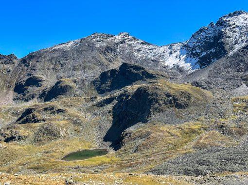 Tirol Splitter 05.09.2021 | MTB+Bergtour zum Lehnerjoch