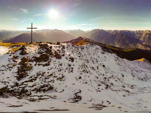 Tirol Splitter 17.10.2021 | MTB+Bergtour zum Venet
